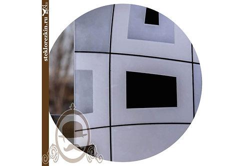 Зеркало узорчатое «Пространство» (Бронзовое)