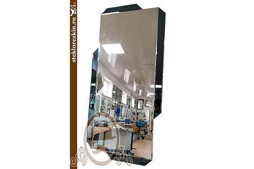 Зеркало №161.2 современное графитовый цвет в офис квартиру дом дачу | Купить | Современный стиль | Стекло и Зеркала | Брянск