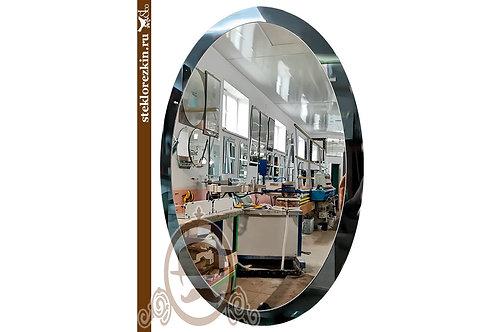 Зеркало №139.3 (Цветное, графит)