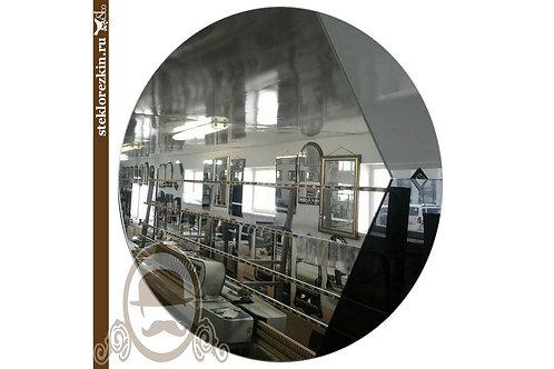 Зеркало №28 «Пакман» (Лакобель, Ч/Б)