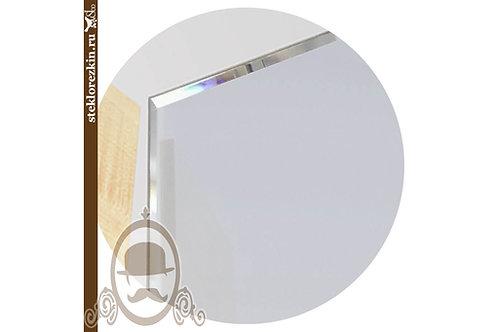 Зеркало матовое Сатин серебро сатинат посмотреть | Для мебели мебельщиков | Резка | Под размер | Стекло и Зеркала | Брянск