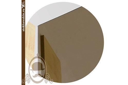 Зеркало бронзовое резка обработка в фасады двери шкафы | Для мебели | Вырезать под нужный размер | Стекло и Зеркала | Брянск