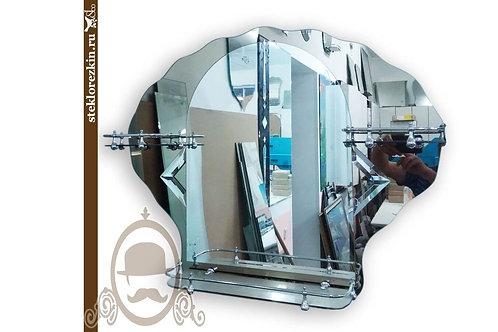 Зеркало №74 (3 полки)