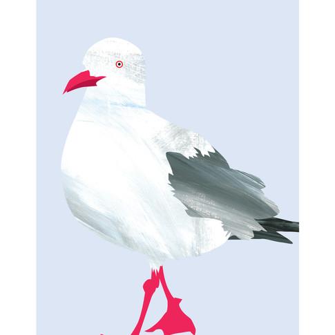 Bird Art Print Set