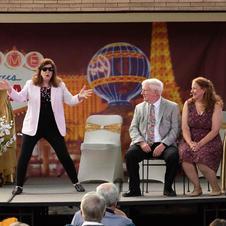 Four Weddings and an Elvis
