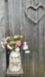 British wedding flowers