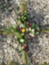 natural funeral arrangemet