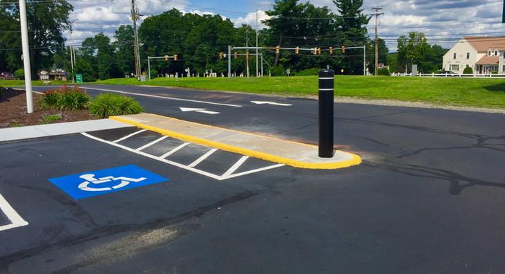 Curb & Island Install