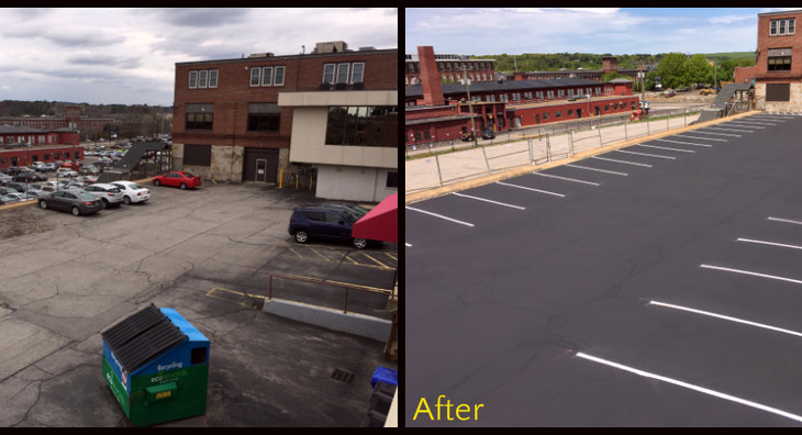 Before & After MCPHS