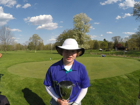 William wins HJGT New Jersey Spring Challenge