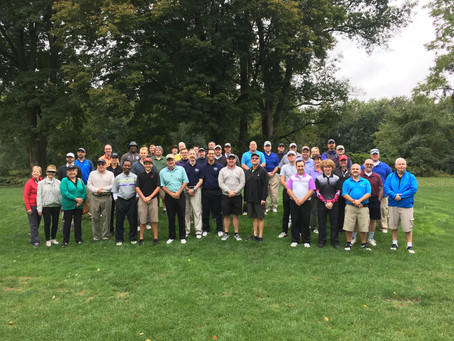 3rd Annual Charity Golf Tournament another success