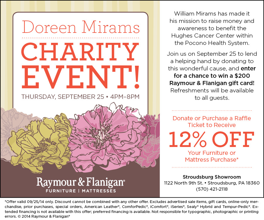 Doreen Mirams Charity Event P3 Raymour and Flanigan.png