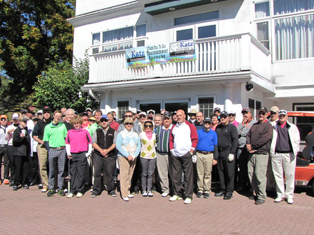First Annual Golf Tournament A Great Success