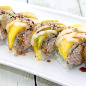 Sweet Mango Roll  10.95