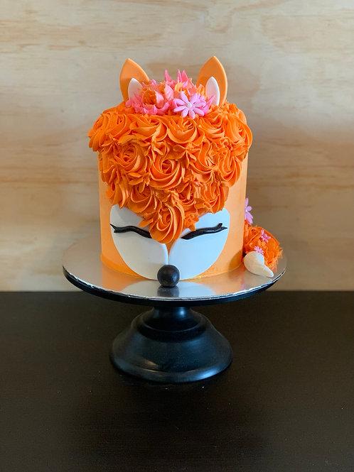 Foxy Cake
