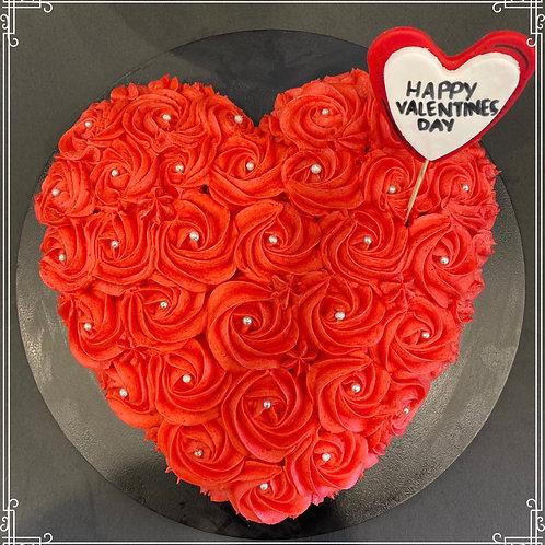 Chocolate Love Cake