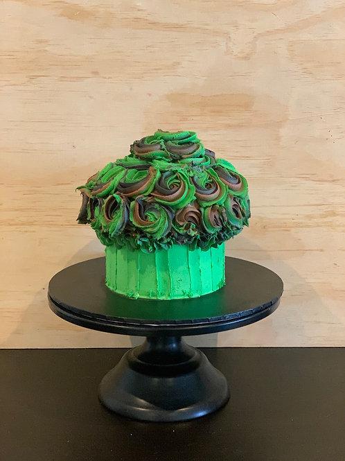 Cake Smash - Camo