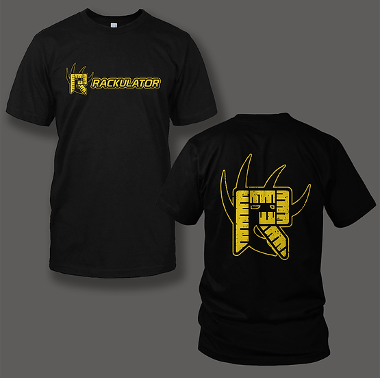 Rackulator Premium Logo Shirt