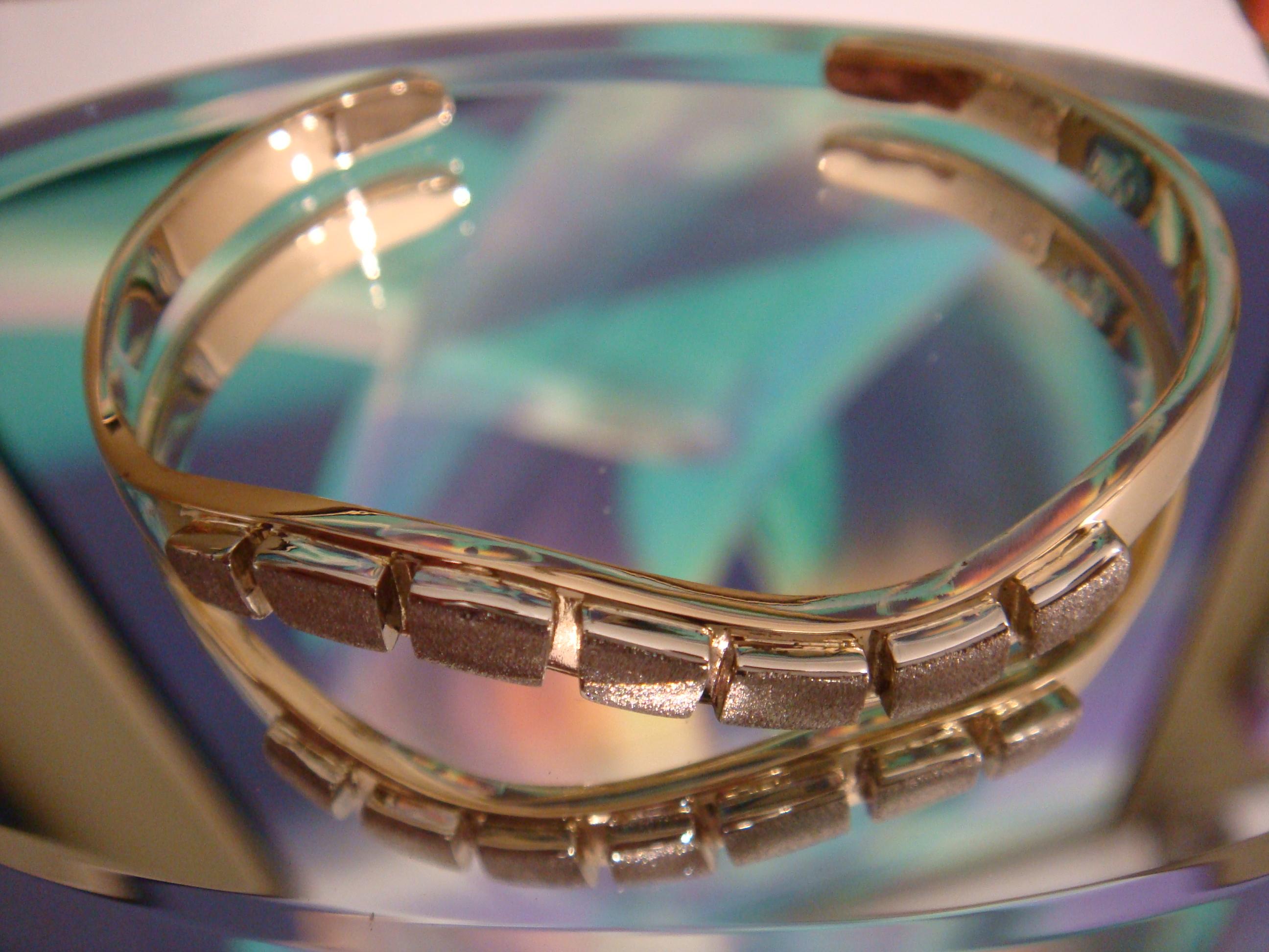 Cool cuff bracelet