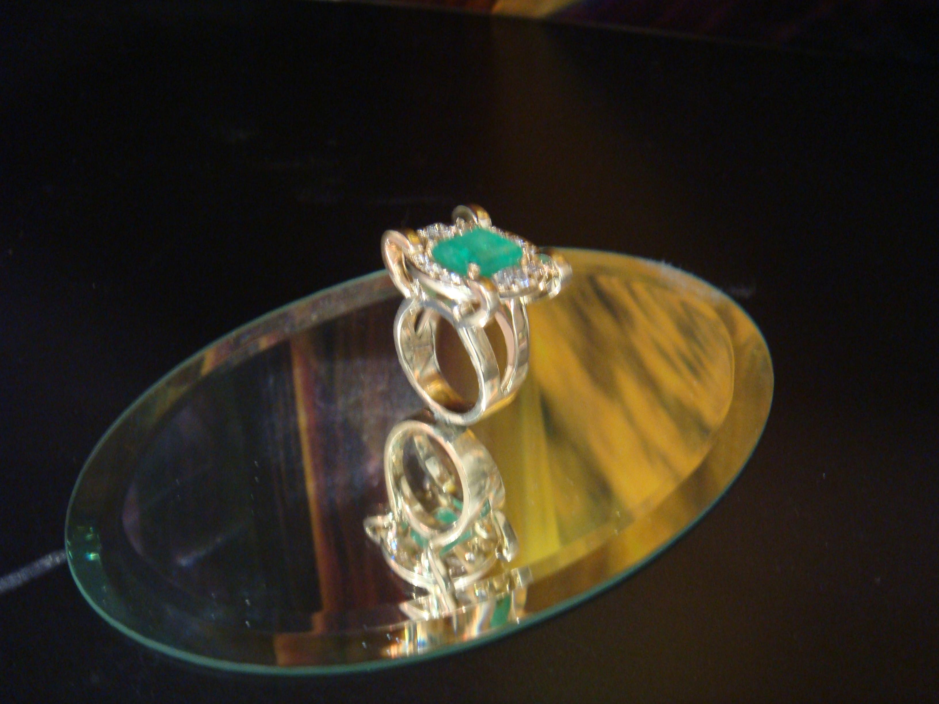 Big emerald