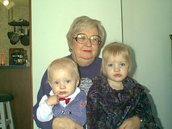 Grandma and her Babies