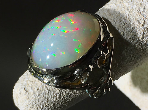 """""""Galaxy Dome"""" ring"""