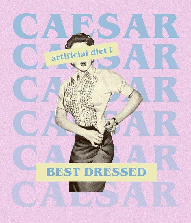 "Parody salad dressing design, for ""Caffeine Dreams - Swatches (Music Video)"""