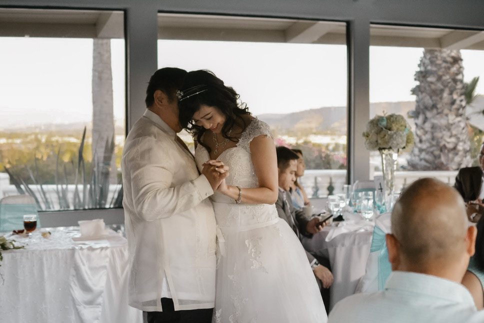 Mario & Lucy first dance