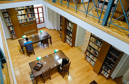 The Archdiocese Library, Athens, Greece