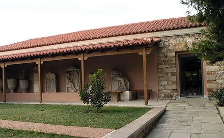 Archaeological Museum of Keramikos, Athens, Greece