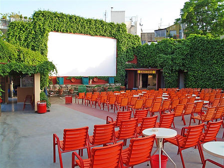 Cine Thissio, Athens, Greece