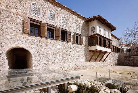 The Venizelos Mansion, Athens, Greece