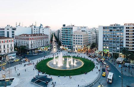 Omonia Square, Athens
