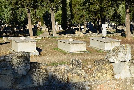 Keramikos Cemetery of Ancient Athens, Athens, Greece