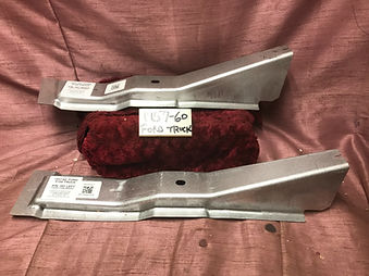 1957-60 Ford truck front cab mounts $170 Pair