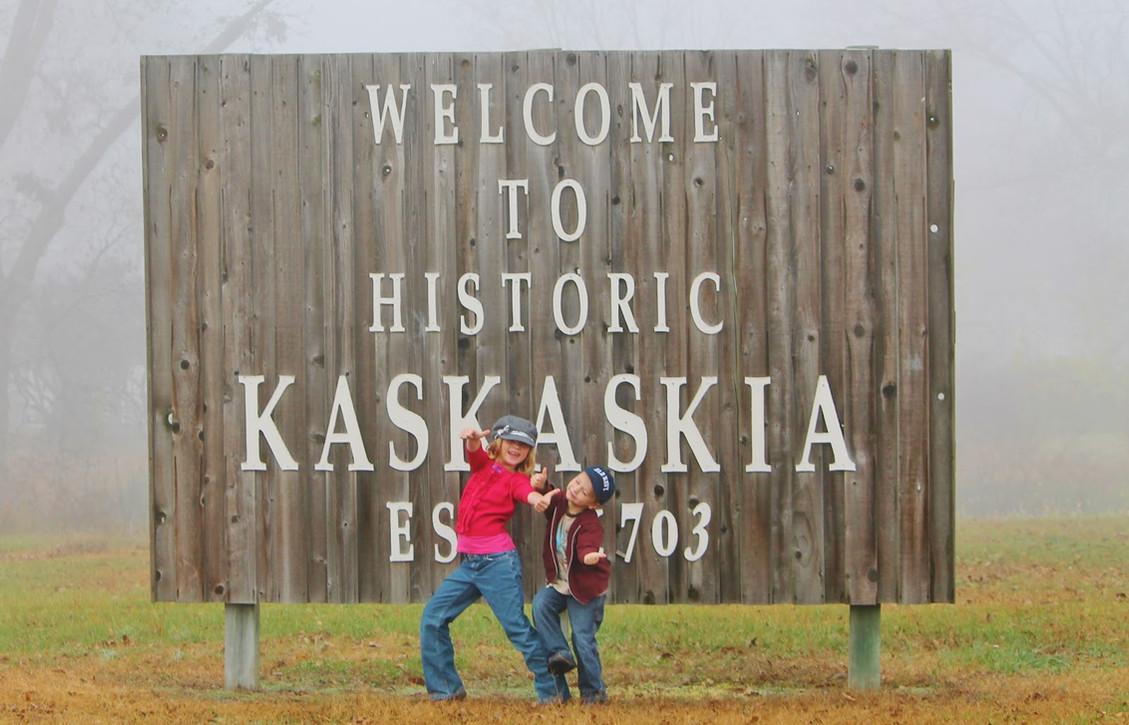 L4 - Learning is Fun at Kaskaskia Island