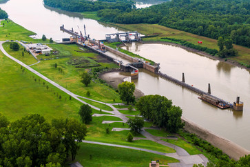 L4 - Jerry F. Costello Lock and Dam at K