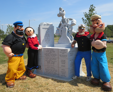 L4 - Popeye Character Trail, Chester, IL
