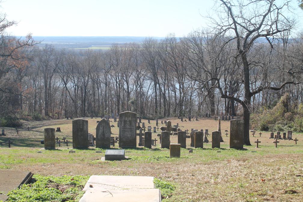 L4 - Garrison Cemetery at Fort Kaskaskia