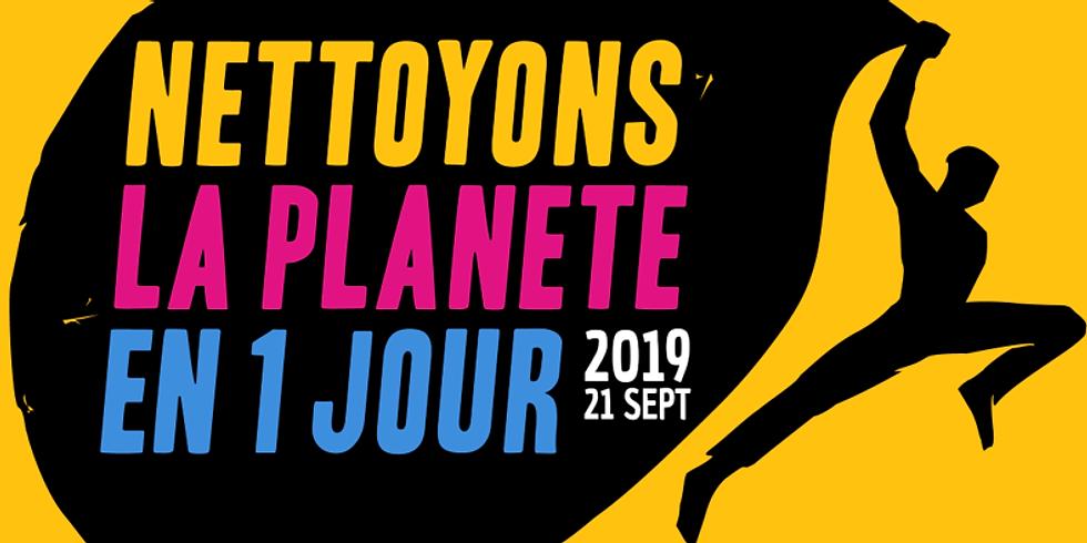 World CleanUp Day 2019 : Côte d'Ivoire