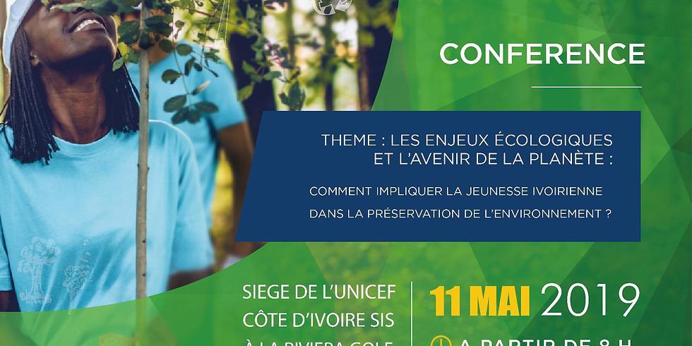 Les enjeux écologiques et l'avenir de la planète (Conférence)