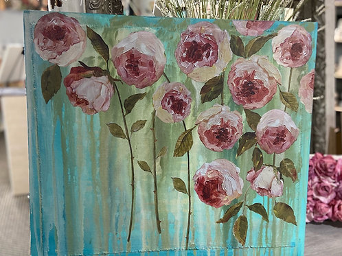 Garden of Roses Virtual Workshop WITHOUT KIT