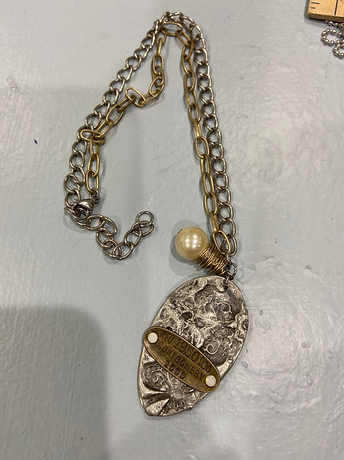 #25) Necklace