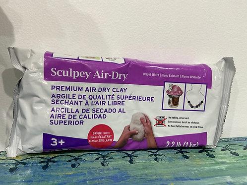 Sculpey Air Dry Clay