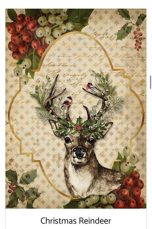 Christmas Reindeer (Small)