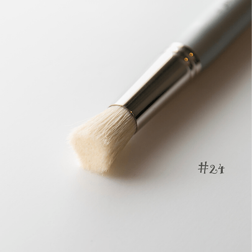 "7/8"" Stencil Brush #24"