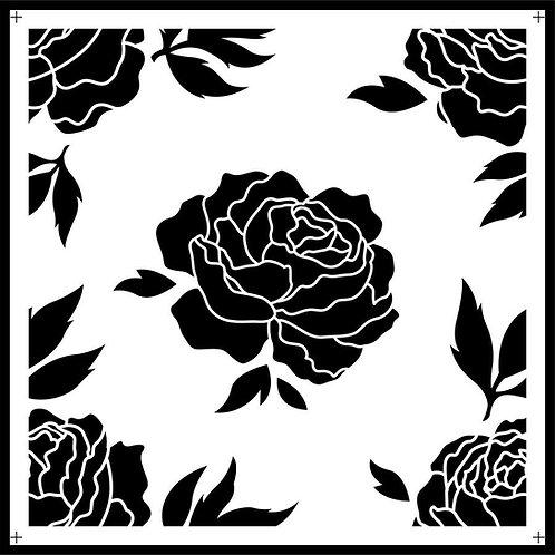 Rose Tile