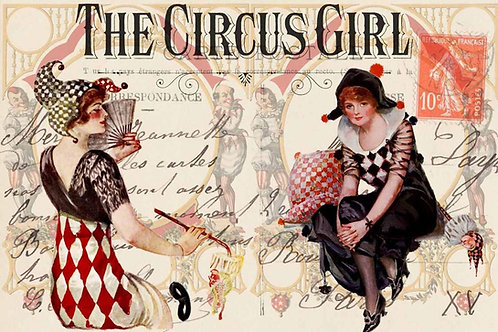 Iveta's Circus Girls
