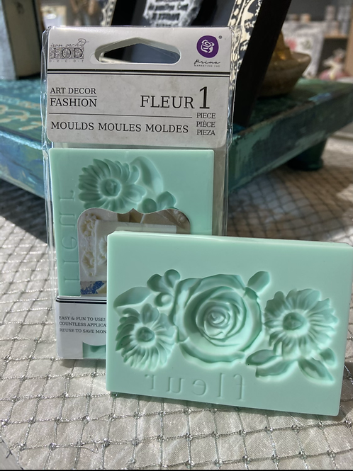 Fleur 1 Mould (first gen)
