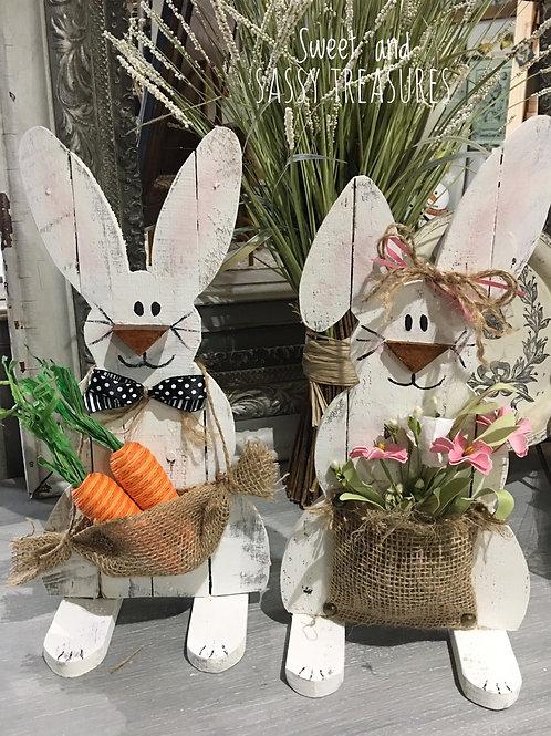 Straight Ear Bunny Kit